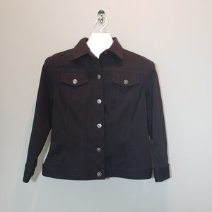 Ruby Rd. Size 10 button up jacket